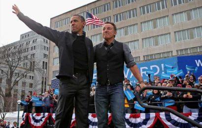 Spotify lands Barack Obama and Bruce Springsteen's 'Renegade' podcast