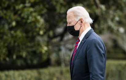 Biden's Promised $1,400 Checks Are Even Dividing the White House