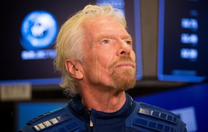 Richard Branson launches adults-only cruise line