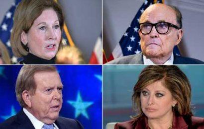 Smartmatic sues Fox News, Trump allies over 'disinformation campaign'