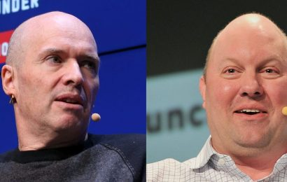 Legendary VCs Marc Andreessen and Ben Horowitz are now hosting their own Clubhouse show