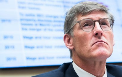 Citigroup slashed its Chief Executive Michael Corbat's compensation by over 20% in 2020