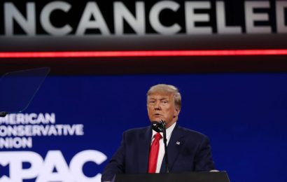 From a golden statue to Trump hinting at a second and third presidential run, here are some striking moments from CPAC