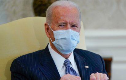 Biden tells veteran nurse she looks like a college freshman
