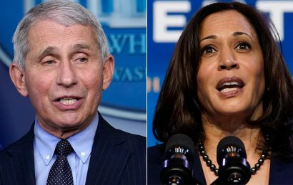 Fauci defends Harris 'starting from scratch' claim, now knocks Trump vaccine rollout