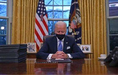 Partisanship prevails as Biden pushes agenda with little GOP support