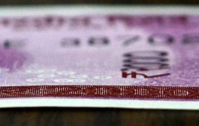 Rupee slips 5 paise to close at 72.74 against U.S. dollar