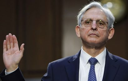 Garland says he has not discussed the Hunter Biden case with the president
