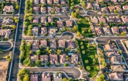 Home Prices in This Huge Housing Market Skyrocketed Last Year