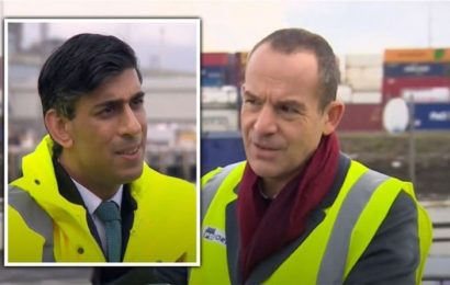 Martin Lewis grills Rishi Sunak on those 'left out' of furlough scheme