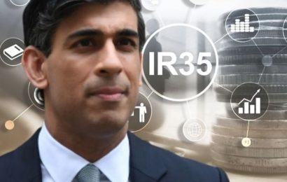 IR35 changes to occur as Rishi Sunak pushes ahead – but 'regret' for self-employed