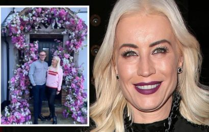Denise van Outen home: Inside the Dancing on Ice star's gorgeous Essex house