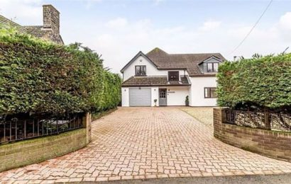 Inside the dated 1980s house transformed into stunning home with amazing views