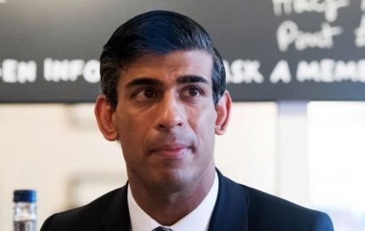 Rishi Sunak condemned as excluded self-employed brand SEISS 'a disgrace'