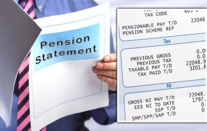 State pension UK: National Insurance rules explained – can the unemployed build records?