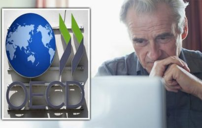 Pension warning: UK has lowest pension contributions in the OECD – what country is top?