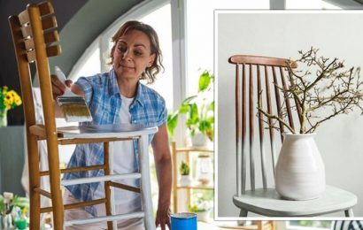 Interior tips: Dulux shares ingenious furniture upcycling hack for your leftover paint