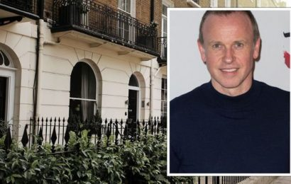Tim Lovejoy shares 'interesting reason why' his home is so 'minimalistic' with Sarah Beeny