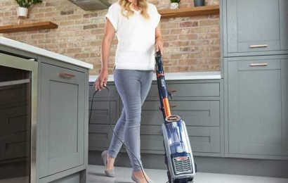 Shark Upright Vacuum Cleaner is now £150 off in Amazon's Spring Sale