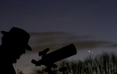 Jupiter and Mercury conjunction – see Solar System's smallest and biggest planets together this week