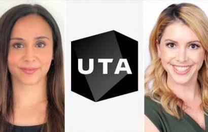 UTA Adds Fullscreen Duo Mahzad Babayan And Scarlett Perlman As Agents In Digital Talent Division