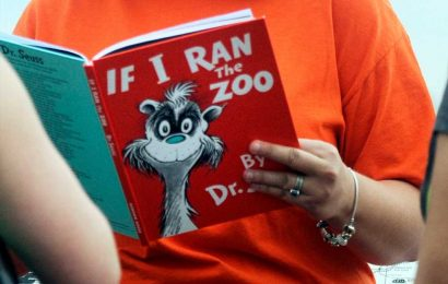 Prices of scrapped Dr. Seuss books skyrocket on eBay