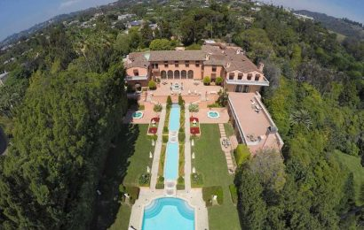 Only 20 families in the world can afford this LA house, a Beyoncé fave