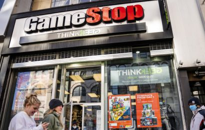 GameStop results fall short of Wall Street's expectations