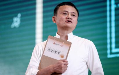 Jack Ma reportedly crisscrossed China during long public silence
