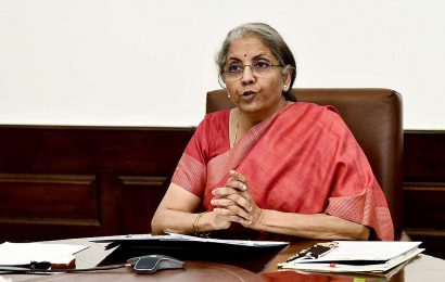 NSE technical glitch cost us immensely, says FM Nirmala Sitharaman