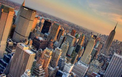 Here's New York City's potential road to economic recovery after the Covid-19 pandemic