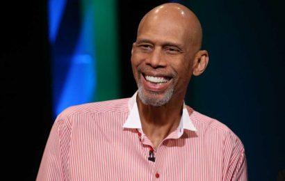Basketball legend Kareem Abdul-Jabbar is helping to teach STEM skills to Black and Latino students
