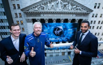 Chamath Palihapitiya sells remaining personal stake in Virgin Galactic, worth about $213 million