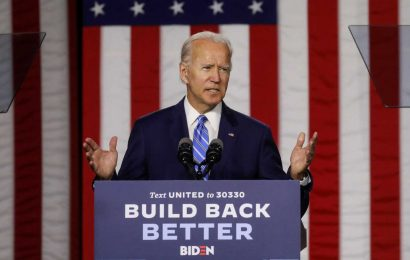 With Covid relief passed, Biden prepares to stake his presidency and Democratic majorities on infrastructure