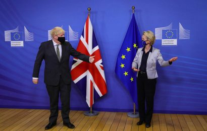 EU threatens legal action against the UK — again — over Northern Ireland deal