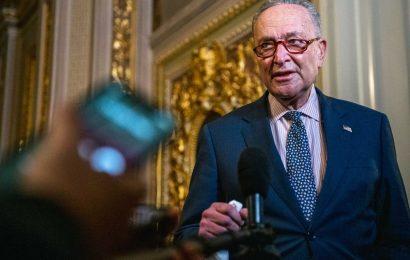 Senate Democrats to drop minimum wage plan in $1.9 trillion stimulus bill