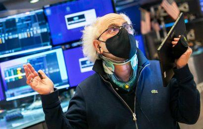 European markets pull back slightly as bond moves wobble global stocks