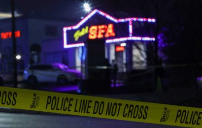 Sheriff investigating Atlanta spa shootings 'not ruling out' race as a motivation