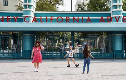 Disneyland to reopen on April 30, Disney CEO Bob Chapek says
