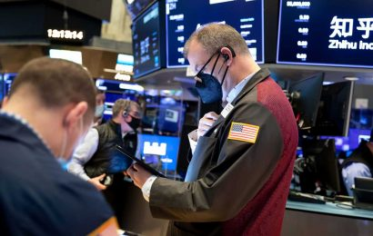 What to watch today: Stocks set to open mixed after Dow fell from record high