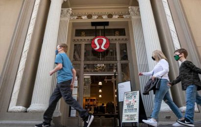 Options traders bet on a big move higher when Lululemon reports earnings