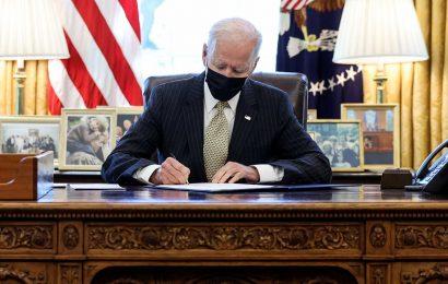 Biden infrastructure plan seeks hundreds of billions to beef up America's tech prowess