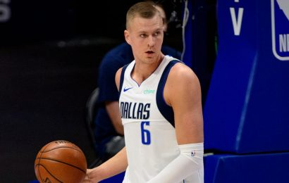 NBA scores and schedule for Tuesday: Mavericks need Kristaps Porzingis to step up; Hawks look for reboot