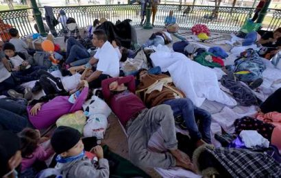 HHS asks Pentagon to house migrant children at Texas military facilities