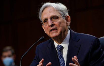 Senate confirms Merrick Garland as attorney general