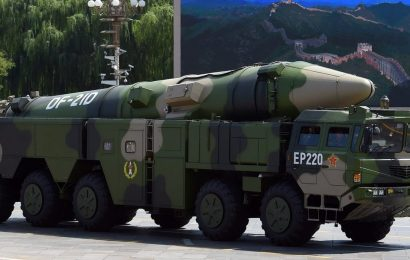 How a Chinese missile turned US military strategy on its head