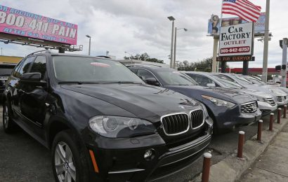 Why could you soon pay more for a used car? Computer chip shortages.