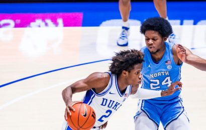 'It's win or go home': Duke begins final push for NCAA Tournament against North Carolina