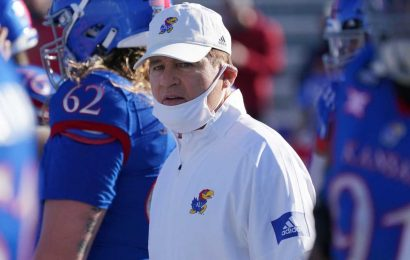 Les Miles is out. Where does Kansas football turn now as it looks to make unprecedented coaching change?