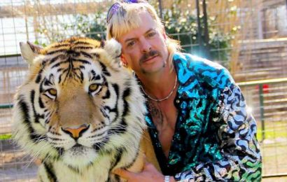'You better look out': Joe Exotic is planning a 'Tiger King' tell-all book